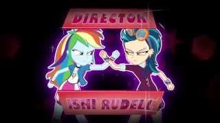 Spin-Off: My Little Pony: Equestria Girls, Friendship Games - Friendship Games Opening