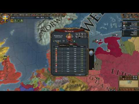 Europa Universalis 4 - Sweden is not OP AGAIN! Ep4