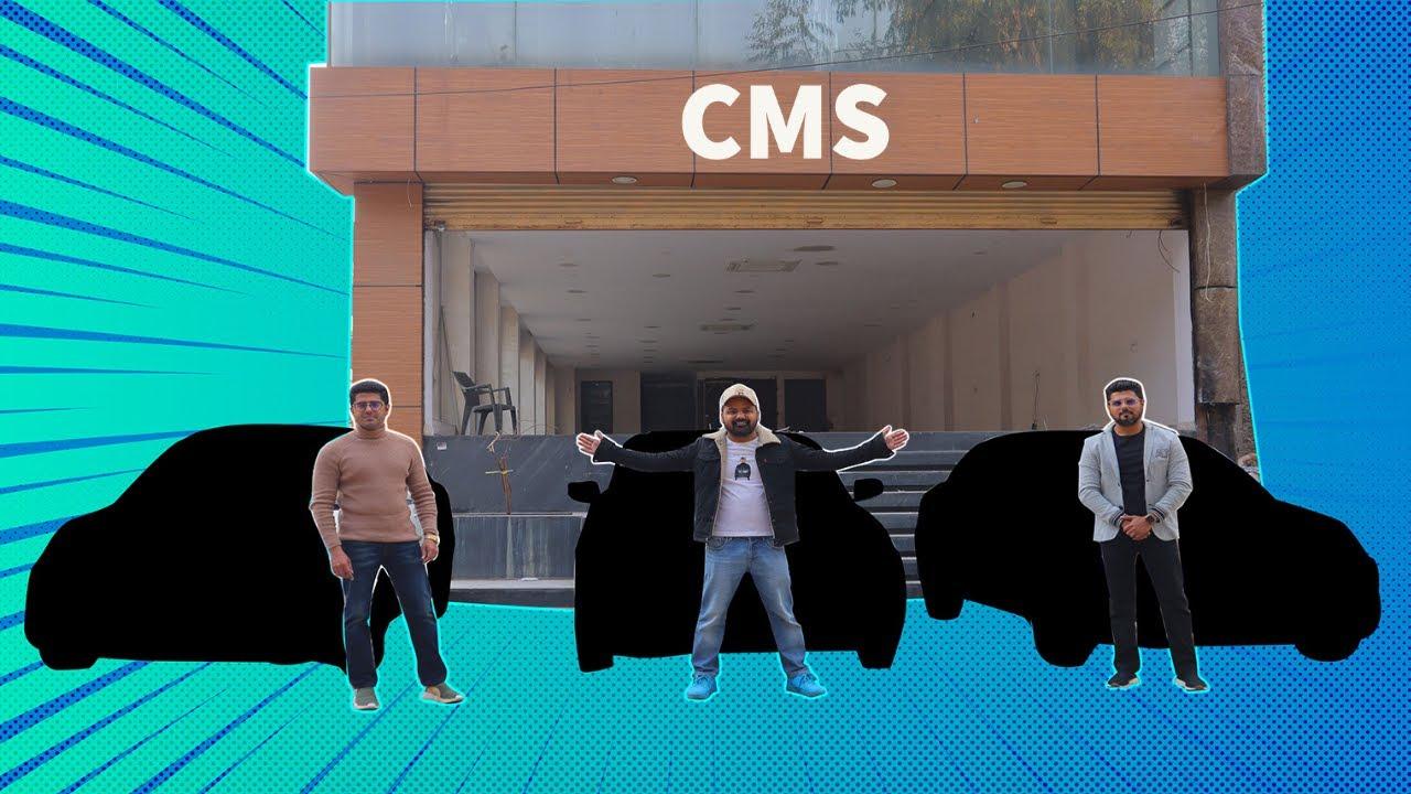 Big Surprise CMS New Showroom Opening In Kirti Nagar | MCMR