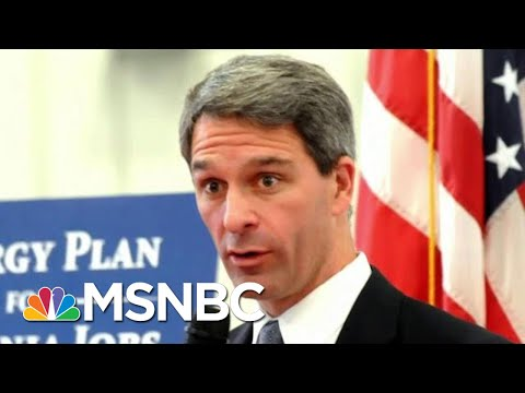 Donald Trump Picks Ken Cuccinelli To Lead U.S. Citizenship Agency | Andrea Mitchell | MSNBC