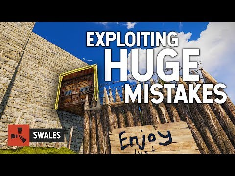 EXPLOITING HUGE MISTAKES - RUST