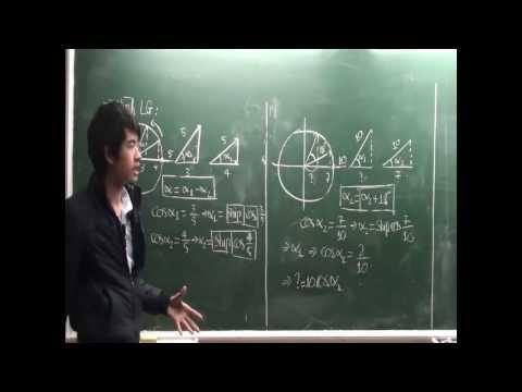 [luyenthidaihoc]bài học đầu tiên trước khi học vật lý 12