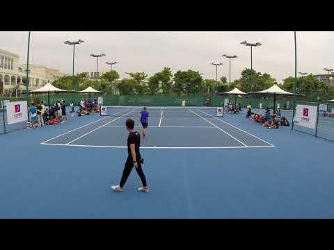 BTC Zhuhai Round 1 Boys Singles Alex C vs Shenzhen 11 4 17