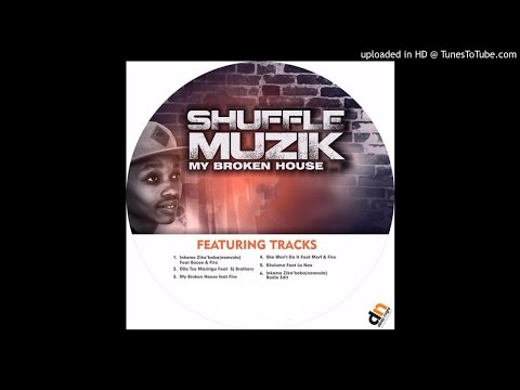 Shuffle Muzik feat. Sj Brothers - Dilo Tsa Mashigu (Main Mix)