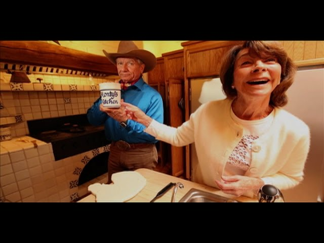 Monty Roberts na intimidade e os segredos de quem chega em forma aos 81 anos.