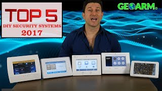 Best DIY Home Security Systems - Top 5 Review 2017
