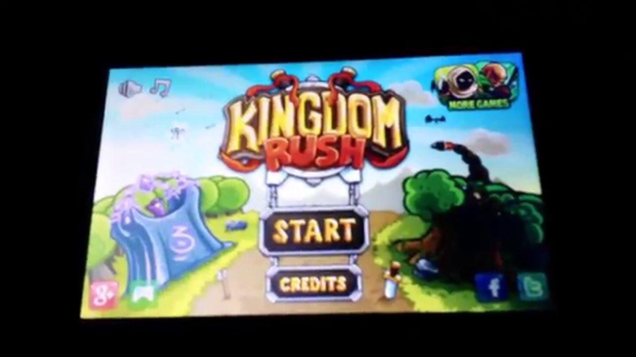 много денег в игре защита королевства