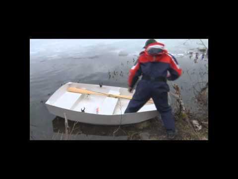 Homemade Row Boat