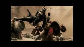 300 let the bodies hit the floor music video-HD