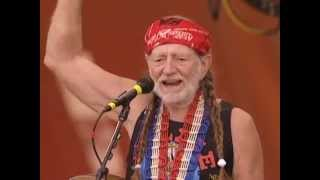 Willie Nelson - On the Road Again - 7/25/1999 - Woodstock 99 East Stage (Official)