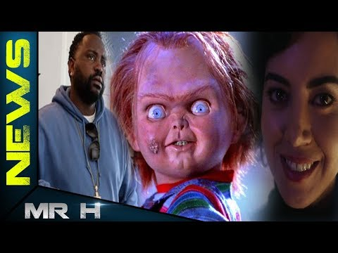 Child's Play REBOOT Aubrey Plaza & Brian Tyree Henry In Talks To Star
