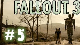 Fallout 3. Прохождение 5 - ПСИНА и тайник..
