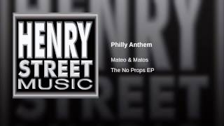 Philly Anthem (Original)
