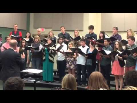 Butler University Chorale  I carry your heart