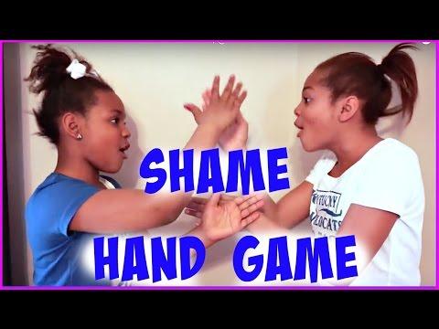 SHAME HAND GAMES - HAND CLAPPING GAMES | @Ti&Naish