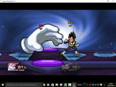 SSF2 : A HAAAND VS Vegeta FNF  |  DOWNLOAD LINK !!!