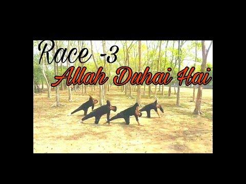 Allah Duhai Hai | Race - 3 | Dance Video By fitness & ASD GROOVY