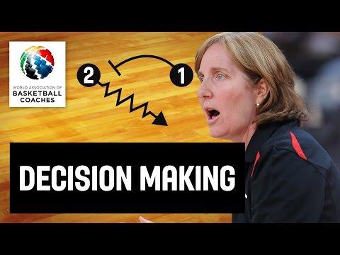 Develop Players' Decision Making - Allison McNeill - Basketball Fundamentals