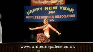 Nepalese cultural dance