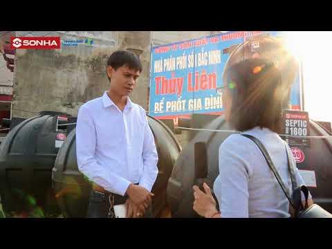 """Bồn tự hoại Septic Sơn Hà tạo """"CƠN SỐT"""" tại Bắc Ninh"""