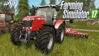 Nowy ciągnik! Mamy silny traktor - Farming Simulator 17 #27