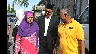 Shahidan dilepas tanpa dibebaskan