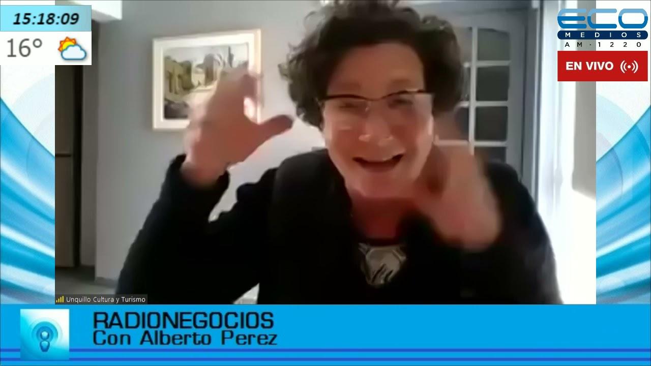Radionegocios-2021-07-22- Entrevista a Anabela Astrada Secretaria de turismo de Unquillo