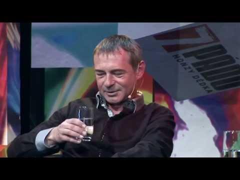 7 pádů HD: Jiří Dvořák (Malostranská beseda. 9. 6. 2015)