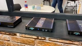 ISE 2020: AOPEN Overviews miniPC Family, Desktop PCs for Digital Signage Applications