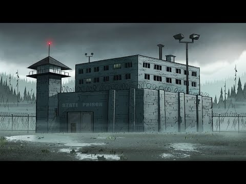 """""""Letters From Prison"""" creepypasta fiction by Andrew Harmon featuring John Evans"""