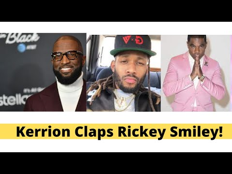 Rickey Smiley Message To Kirk Franklin's Son - Message For Kirk Franklin's Son - Hood Evan