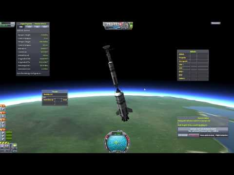 KSP S1 - Mission 4 - First Geosynchronous Satellite