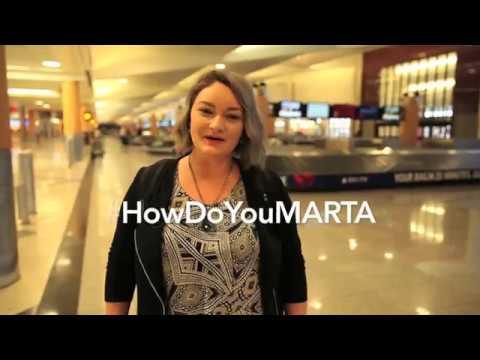 #HowDoYouMARTA? with Anna