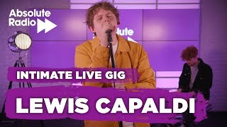 Lewis Capaldi - Hold Me While You Wait (live) Video
