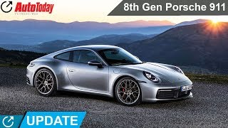 Porsche Reveals 8th Gen Of Range Topping 911 | News And Updates  | AutoToday