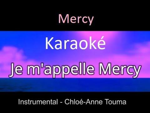 MERCY - Madame Monsieur - KARAOKE VERSION)