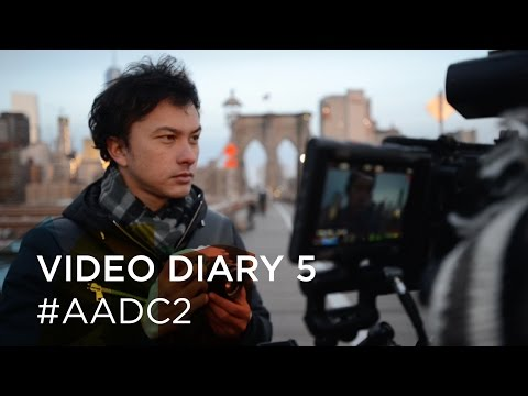 Video Diary 5 #AADC2