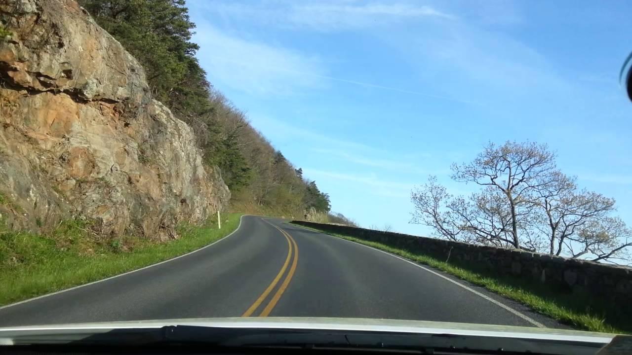 Skyline Drive Blue Ridge Mountains Of Virginia Youtube