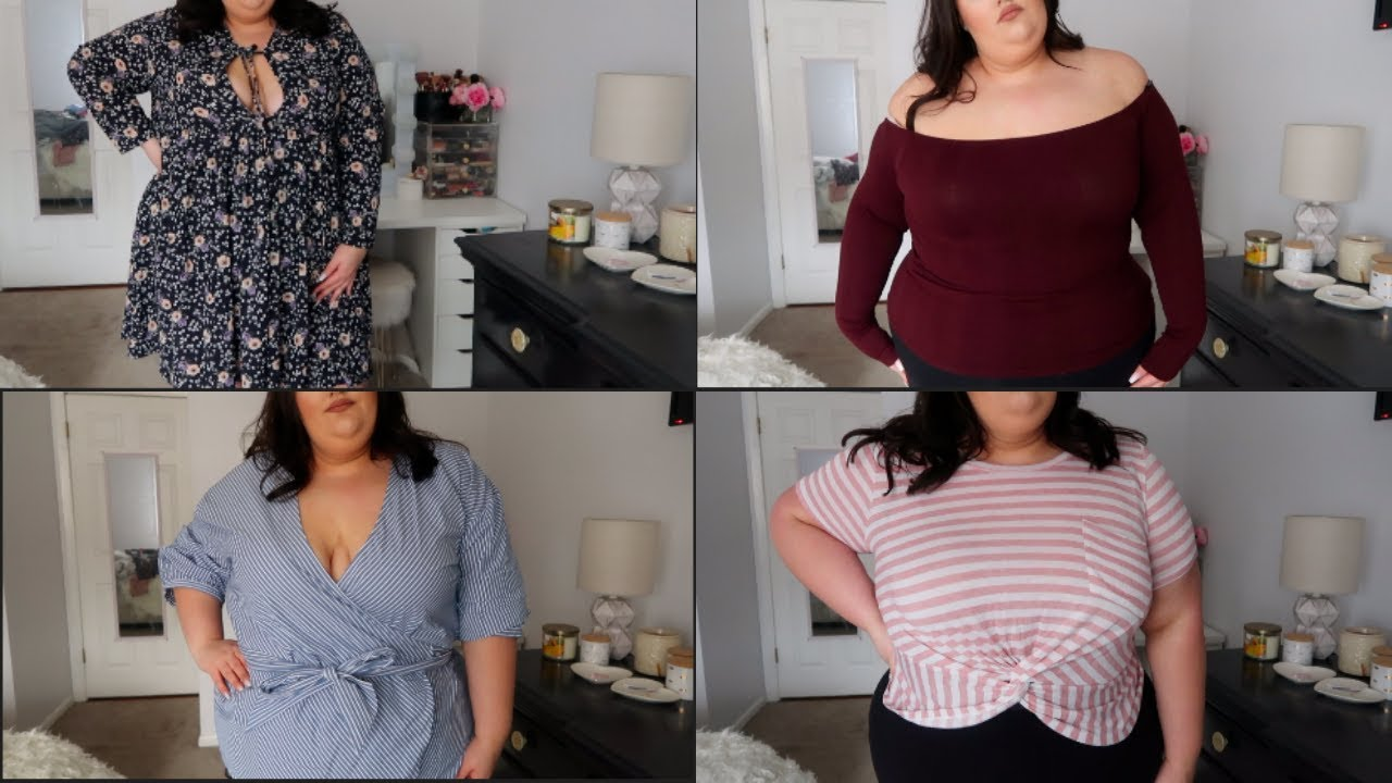 Plus Size Closet Sale Try On Youtube