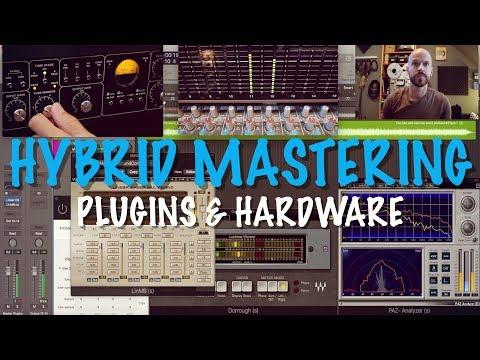 Hybrid Mastering - Logic Pro X, Waves, Tegeler Audio Manufaktur Crème & TL Audio A2