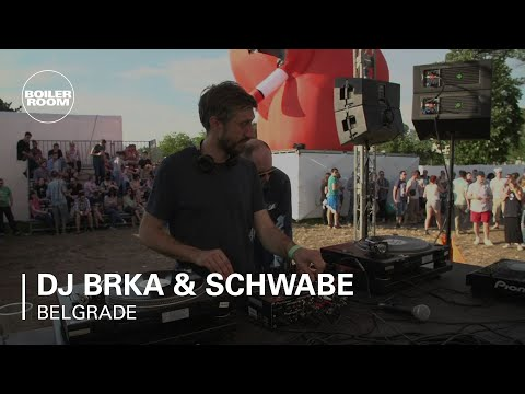 DJ BRKA & Schwabe MAD in Belgrade X Boiler Room DJ Set