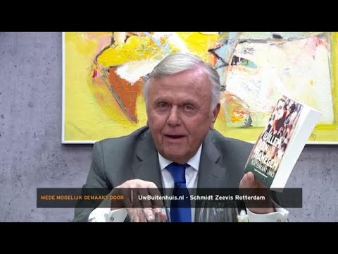 Harry Mens tegen Louis van Gaal: ''Minimaal tien ruggen voor boek Van Hanegem