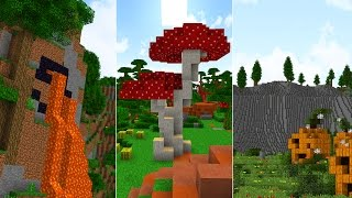 What Minecraft Would Look Like With 400 New Biomes