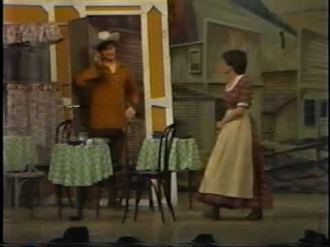 1985 Kimball High School Musical, Seven Brides for Seven Brothers