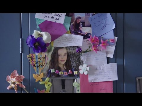 "Is Netflix series ""13 Reasons Why"" glamorizing teen suicide?"