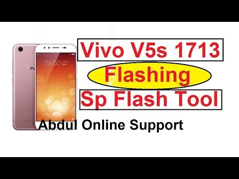 vivo-v5s-(1713)-flashing-error-fix-by-sp-tool