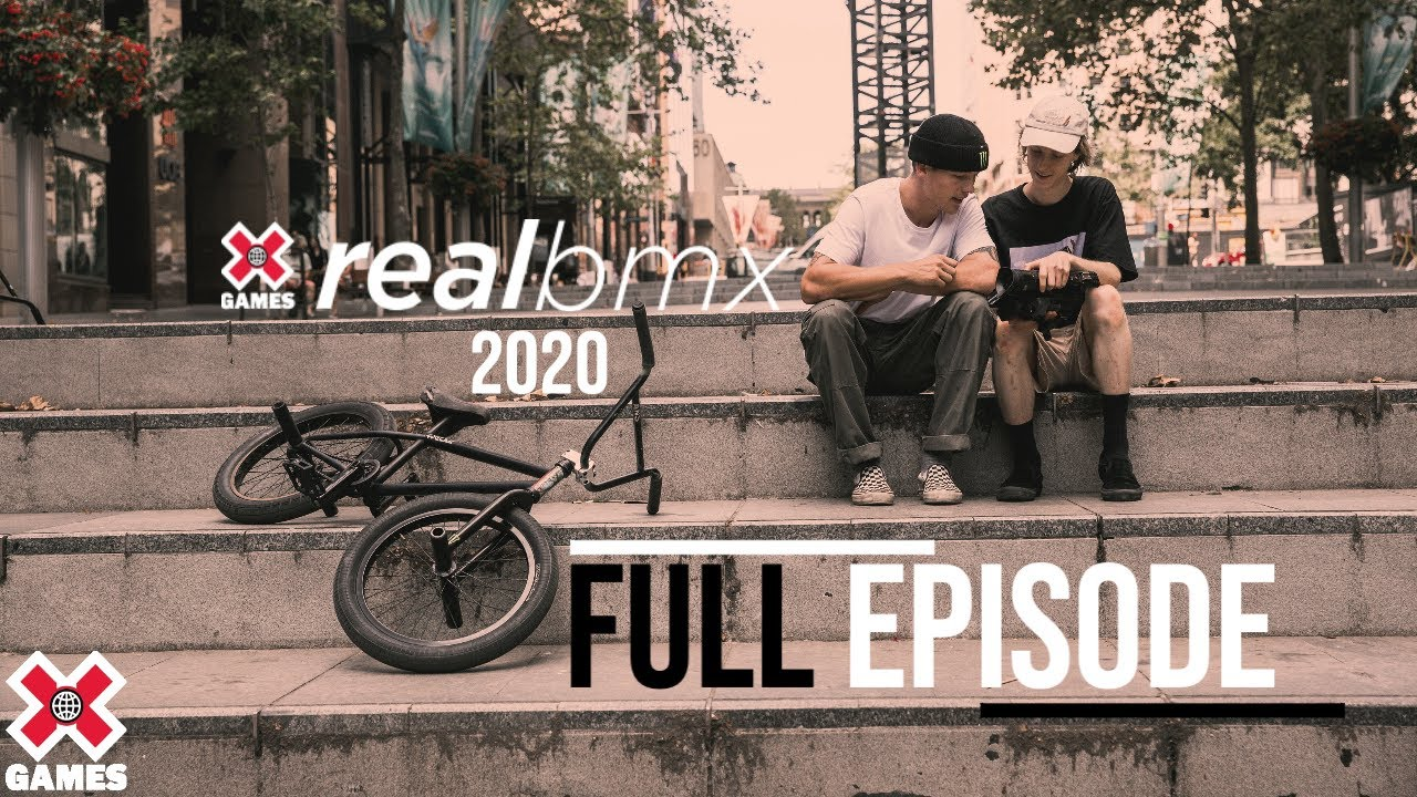 REAL BMX 2020: Full Broadcast | World of X Games