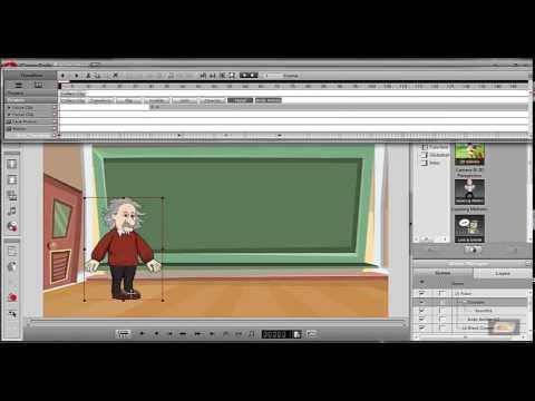 Crazy Talk Animator Video 3: Un ejemplo práctico.
