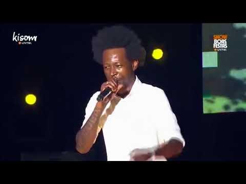 M'vula - O Ser (African Rap Metal Live)