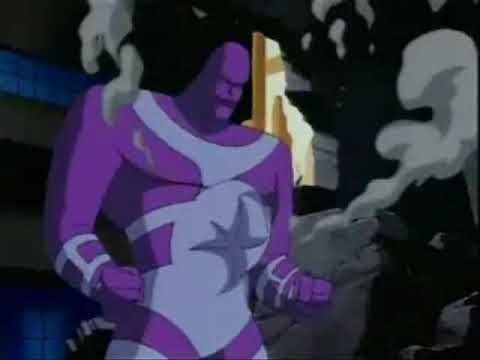Parasite on Justice League Unlimited